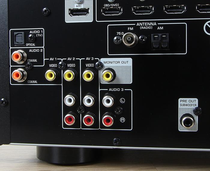 Yamaha-RX-V483-Anschluesse-Rueckseite2