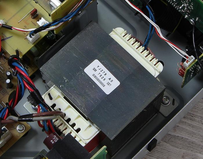 Yamaha-RX-V483-Innenleben1