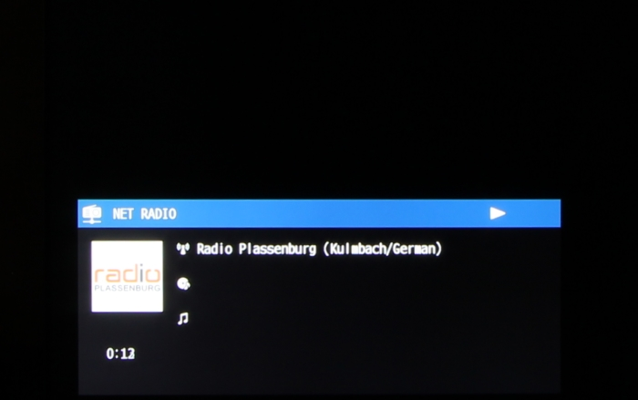 Yamaha RX-V483 Screenshot 13