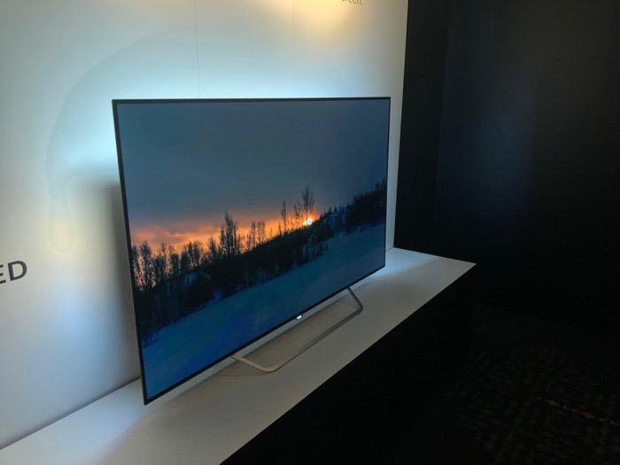 special mehr bilder und infos zu den 2018er philips oled ultra hd tvs infos zum hdr support. Black Bedroom Furniture Sets. Home Design Ideas