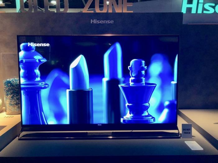 Hisense Premium ULED TV HZ75U9A