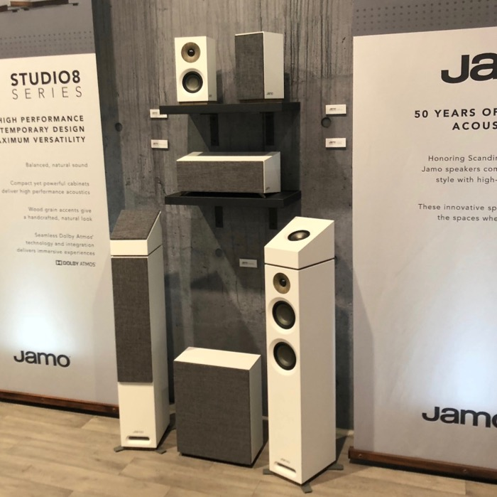 Jamo Studio 8 White