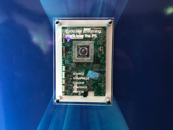 Philips P5 CPU