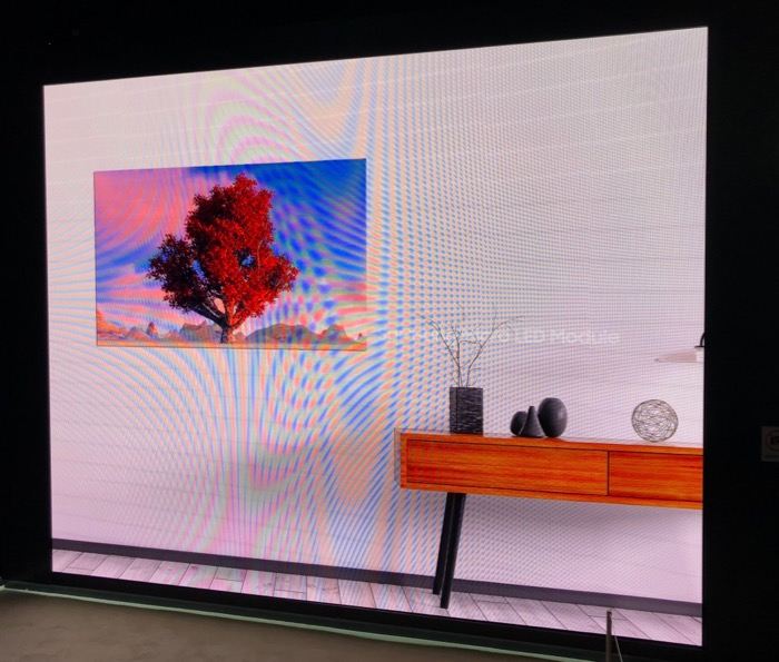 Samsung MicroLED Module