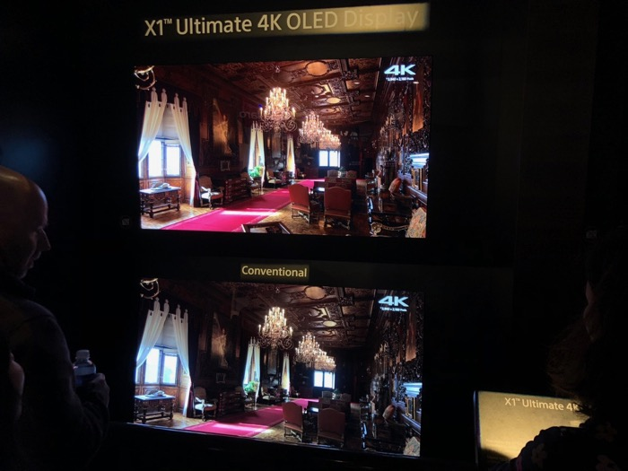 Sony UItimate 4K OLED Display