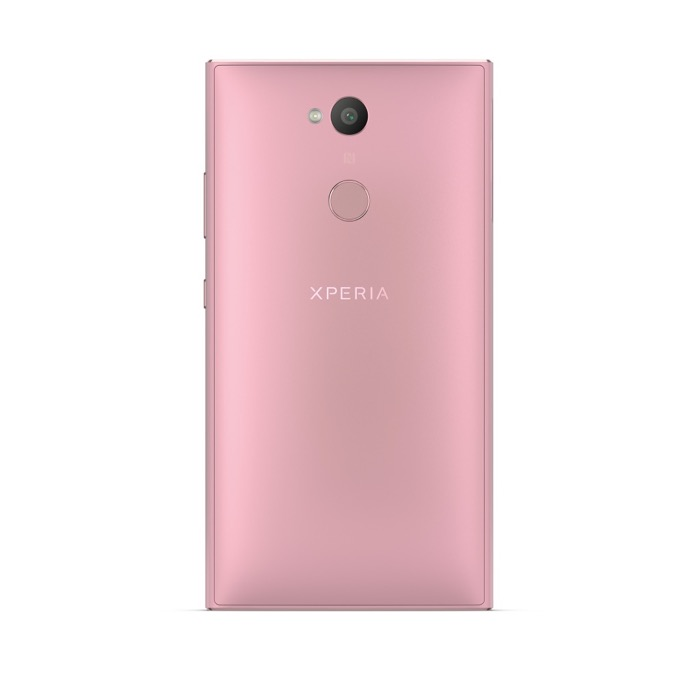 Sony Xperia L2 pink back