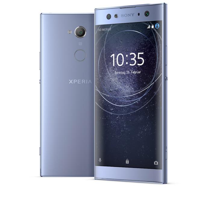 Sony Xperia XA2 Ultra Blau