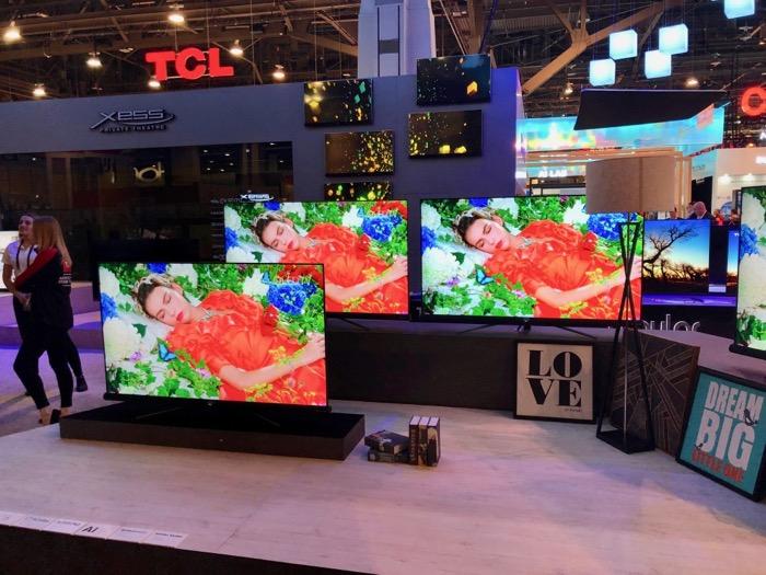 TCL CES TV Presentation