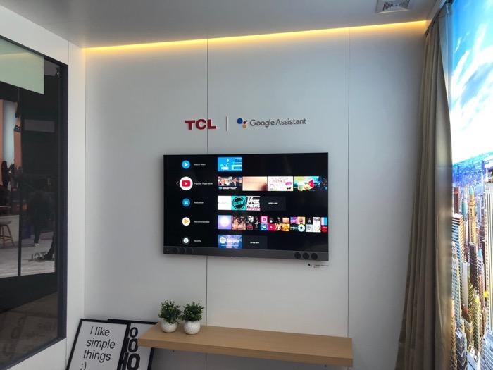 TCL Google Assistant 2