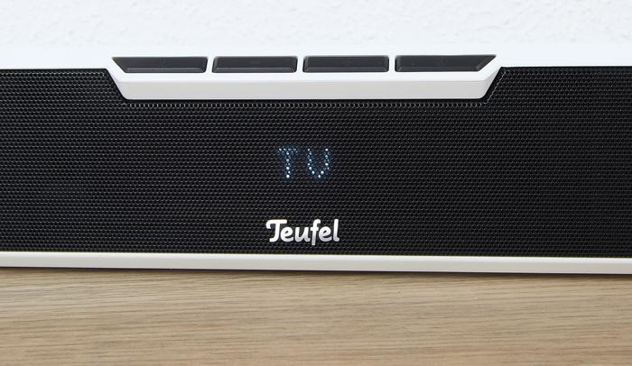 Teufel-Cinebar-Duett-Soundbar-Display