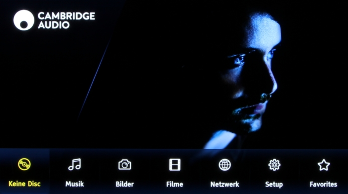 Cambridge Audio CX UHD Screenshot 1