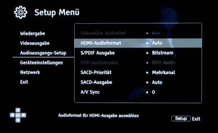Cambridge Audio CX UHD Screenshot 7