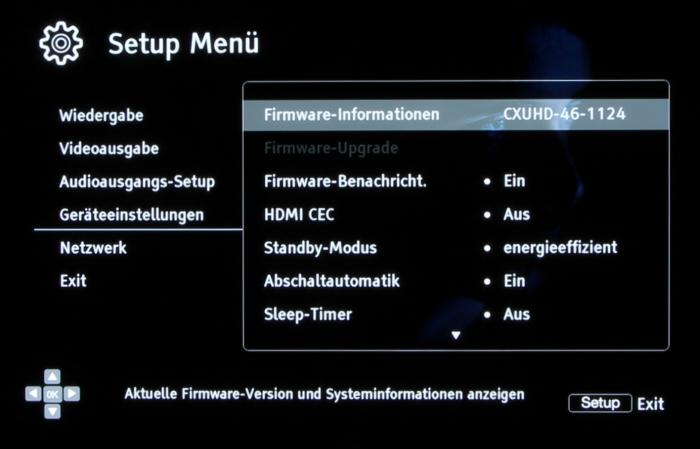 Cambridge Audio CX UHD Screenshot 8