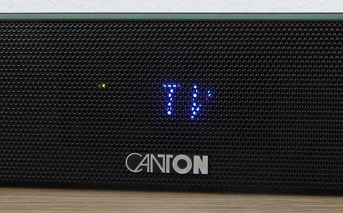 Canton DM 5 Display