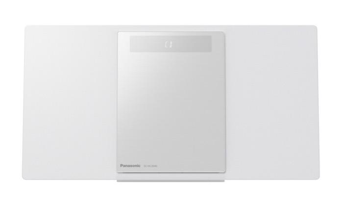 Panasonic 2018 Micro System weiß front
