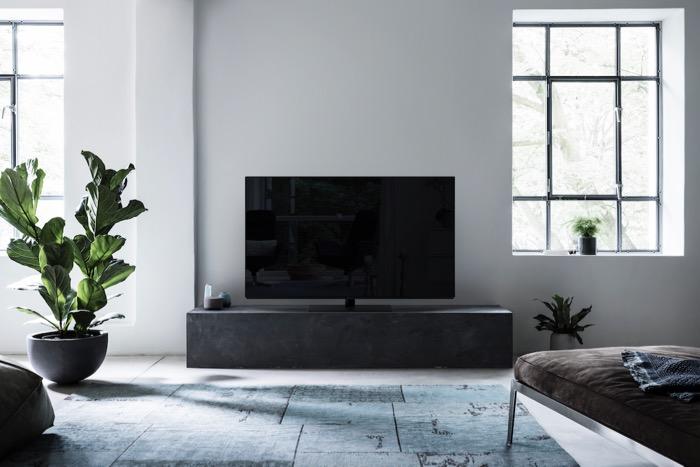 Panasonic 2018 OLED 804 Wohnzimmer