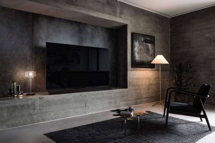 Panasonic 2018 OLED 954 Wohnzimmer