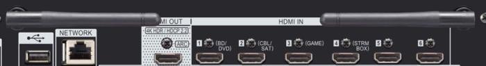 Pioneer VSX-933 back_HDMI
