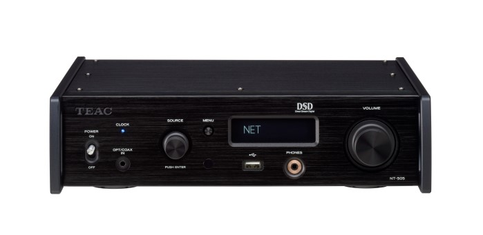 TEAC_NT-505-B Front