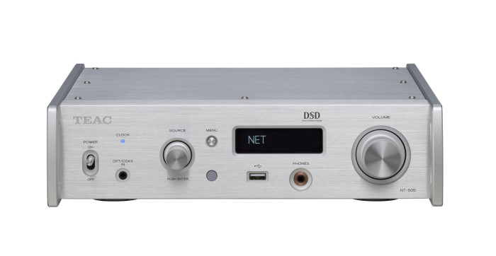 TEAC_NT-505-S Front