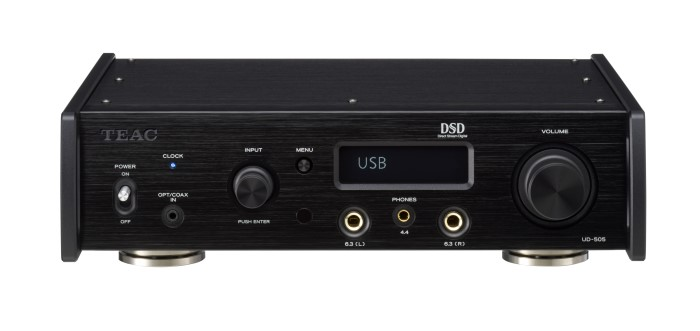 TEAC_UD-505-B Front