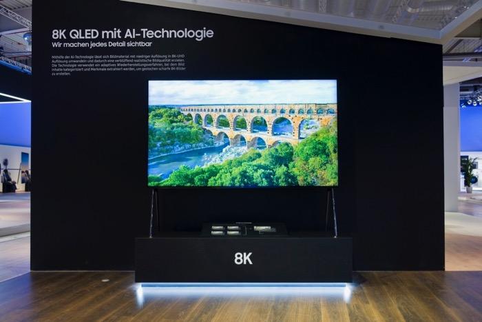 2018 Samsung 8K QLED