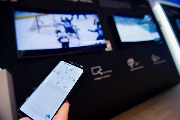 2018 Samsung Q Smart Remote