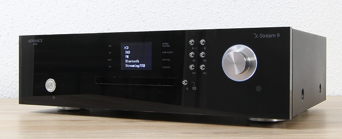 Advance Acoustic X-Stream 9 Front1