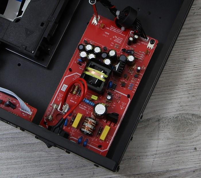 Advance Acoustic X-Stream 9 Innenleben2