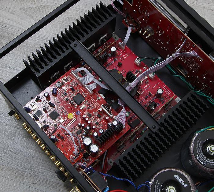 Advance Acoustic X-i125 Innenleben1