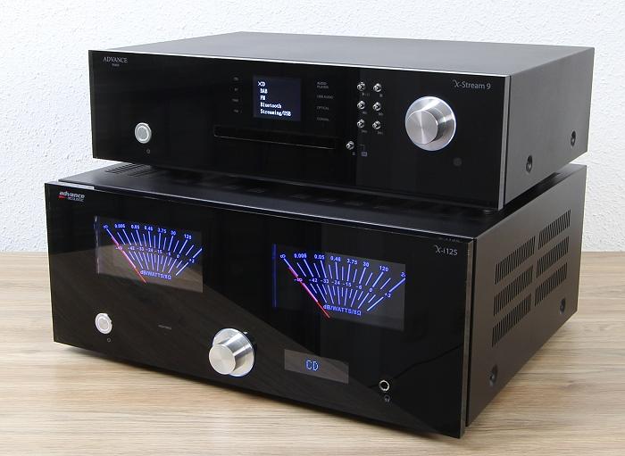 Advance Acoustic X-i125 X-Stream 9 Gruppenbild1