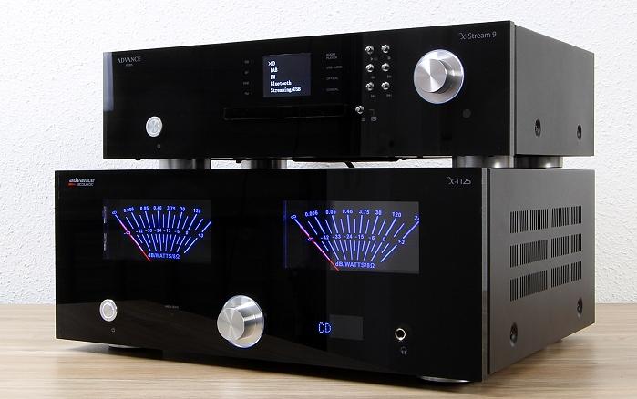 Advance Acoustic X-i125 X-Stream 9 Gruppenbild2