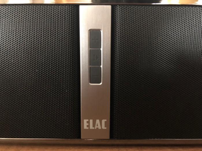 Elac Discovery Z3 Bedienelemente