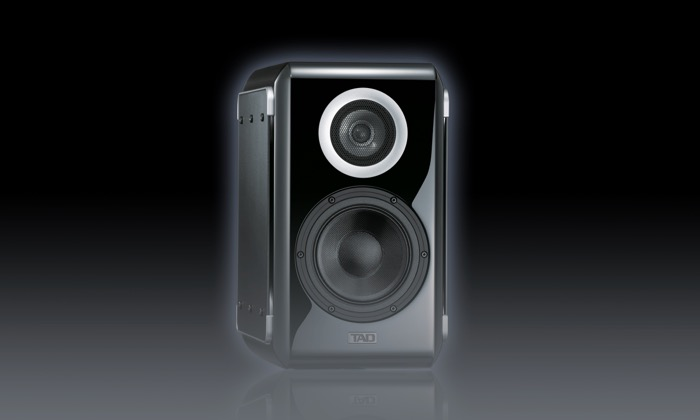 High End Pioneer TAD ME1 Black