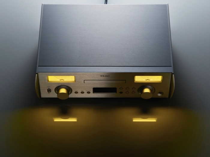 High End Pioneer Teac NR-7CD