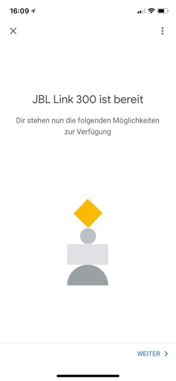 JBL Link 300 App11