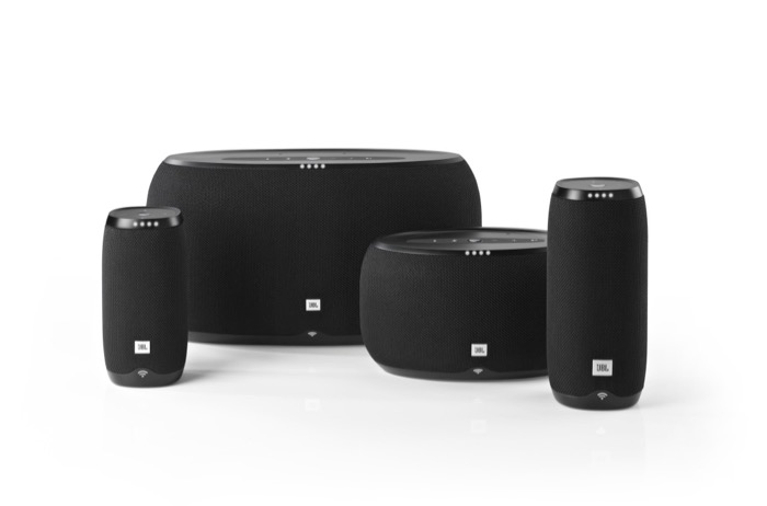 JBL Link 500 Group black
