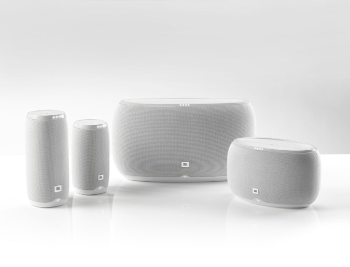 JBL Link 500 Group white