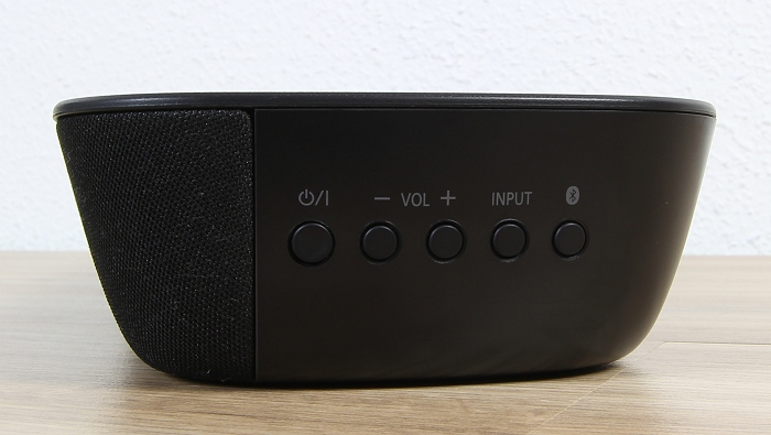 Panasonic SC-HTB254 Soundbar Bedienelemente