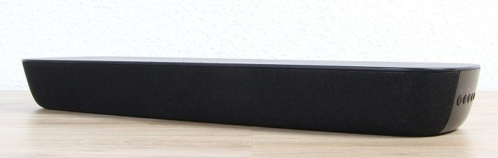 Panasonic SC-HTB254 Soundbar Front Seitlich1