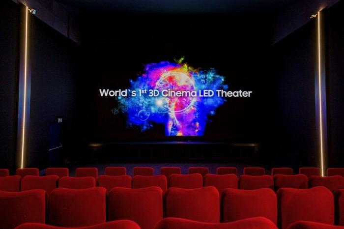 Samsung 3D Cinema LED2