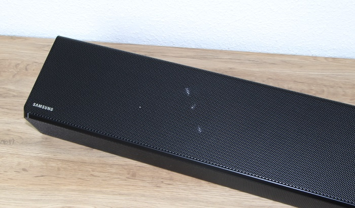 Samsung HW-MS750 Speaker Oberseite