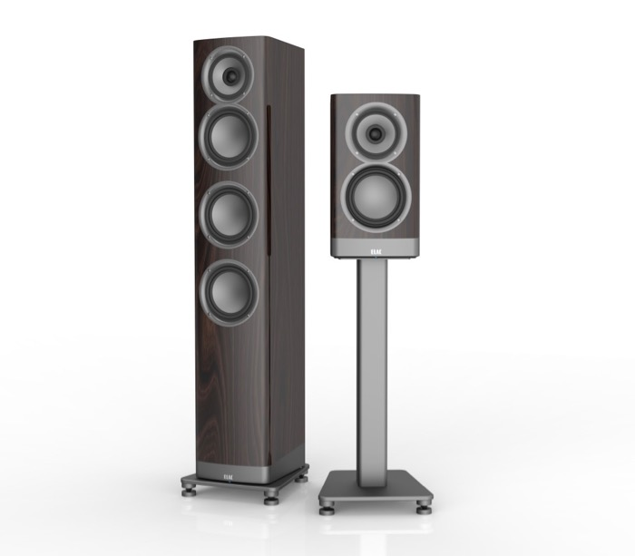Elac HE Power Speaker Duo Front