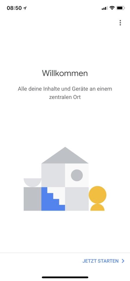 Google Home App 1