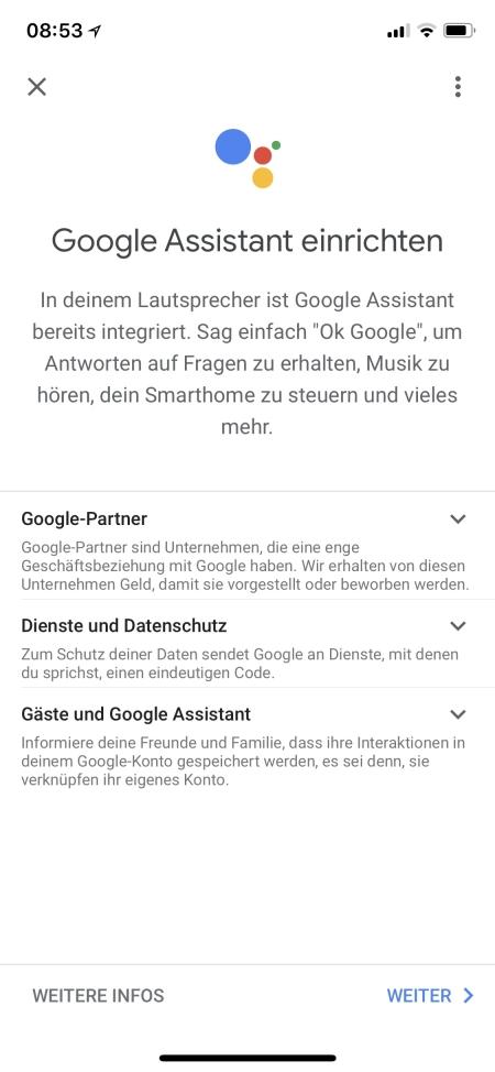 Google Home App 10