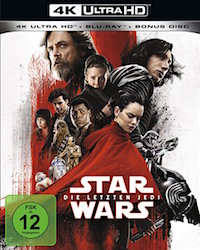 Star Wars - Die letzten Jedi Ultra HD Blu-ray