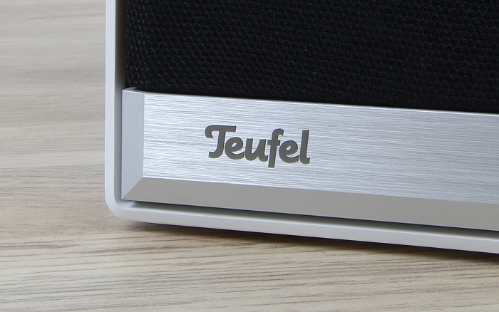 Teufel One S Detail Front