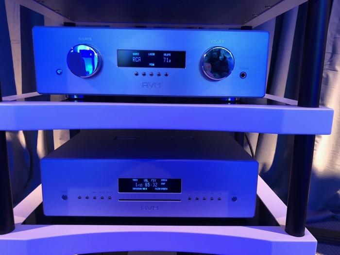 AVM Evolution SD 5_2 Evolution MP 5_2