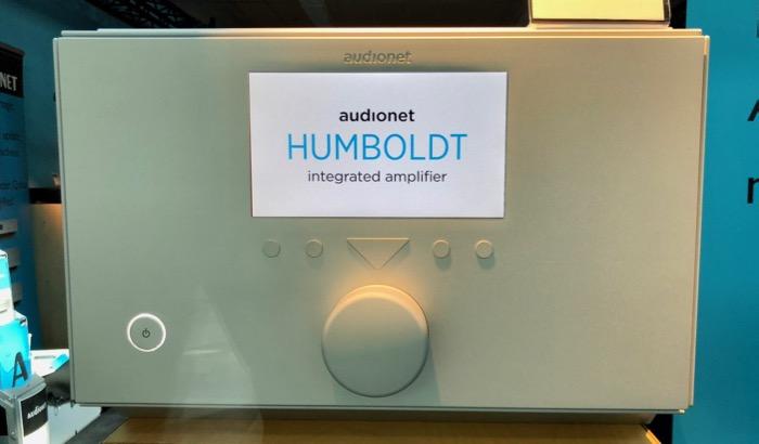 Audionet Humboldt1