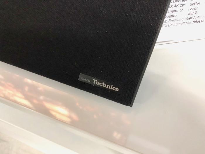Mai HE Panasonic 954 Soundbar Detail
